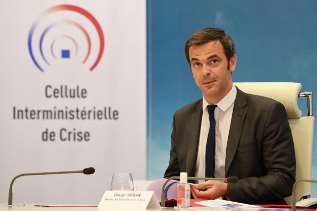France's quarantine rules 'could apply to European countries if coronavirus is out of control'