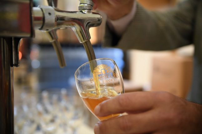 Lockdown forces French brewers to dump 10 million litres of beer