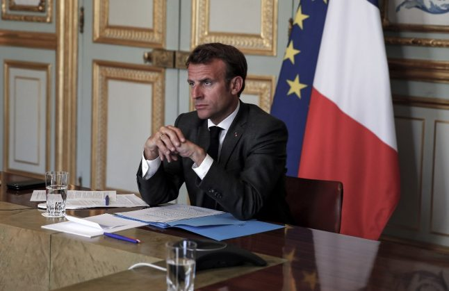Macron suffers fresh defections from ruling party in French parliament