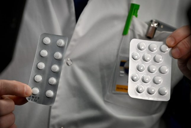 France bans use of malaria drug chloroquine to treat Covid-19 patients