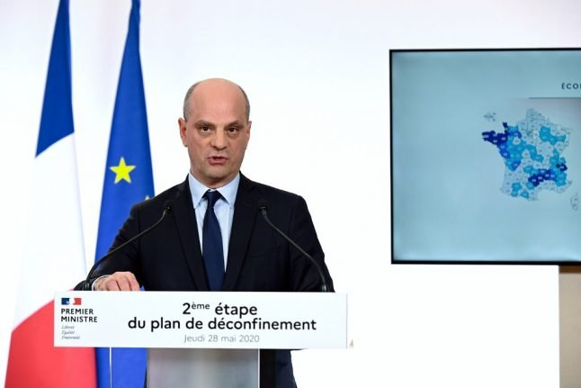 Will France reopen all schools in June?