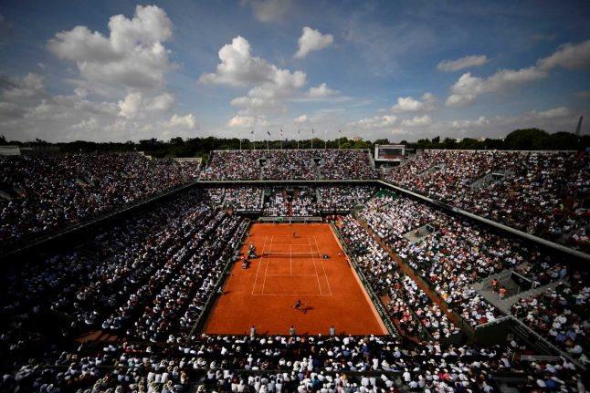 French Open may take place behind closed doors due to coronavirus