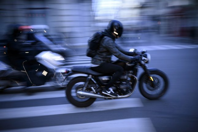 France cracks down on high-speed illegal 'rodeos'