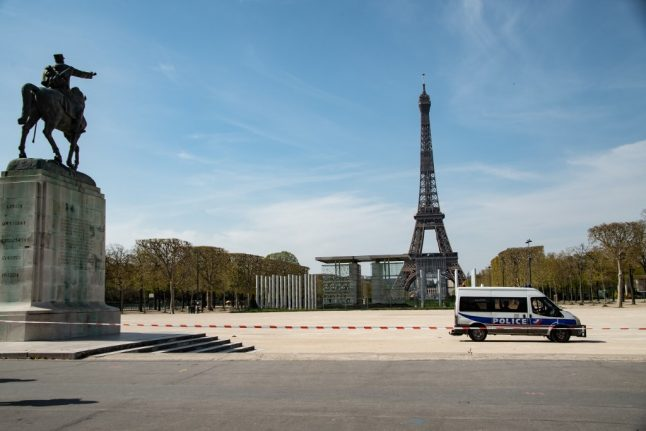 France urges caution as first post-lockdown weekend beckons