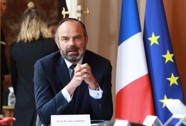 What can we expect from French PM's final lockdown announcement before May 11th?