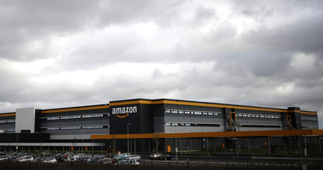 Amazon to reopen warehouses in France after safety disputes