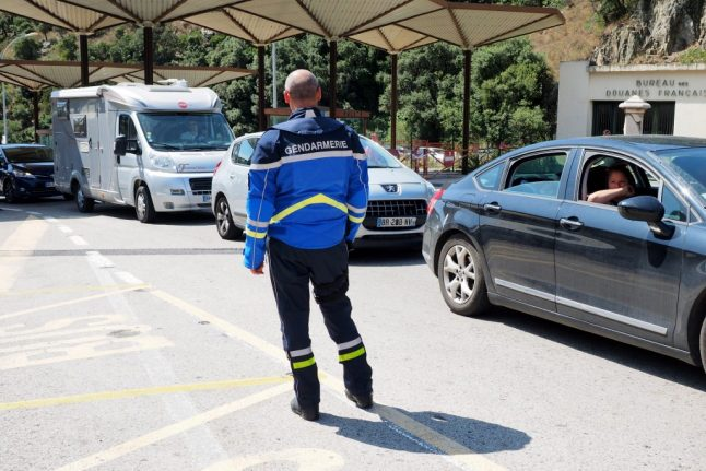France to quarantine travellers arriving from Spain