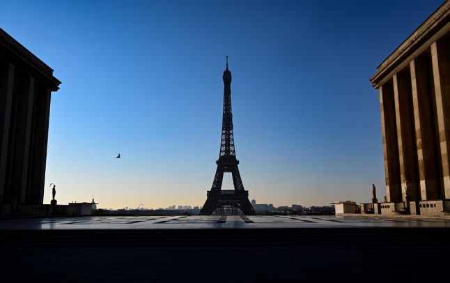 Paris: Eiffel Tower announces date for reopening