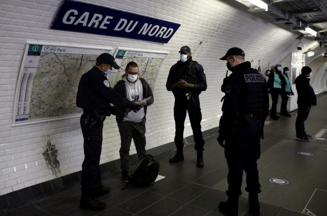 Masks to remain compulsory on public transport in France 'at least until November'