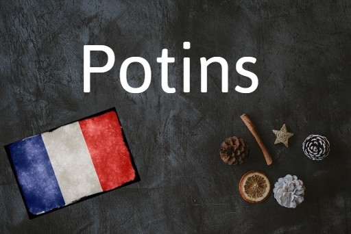 French word of the Day: Potins