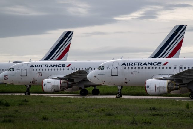 Airlines announce increase in flights between France and USA