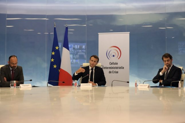 Six things for the French government to deal with in 2020