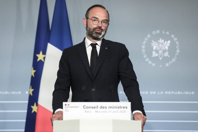 French PM promises economic help for new businesses