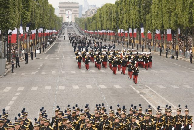 France to replace traditional Bastille Day parade with tribute to health workers