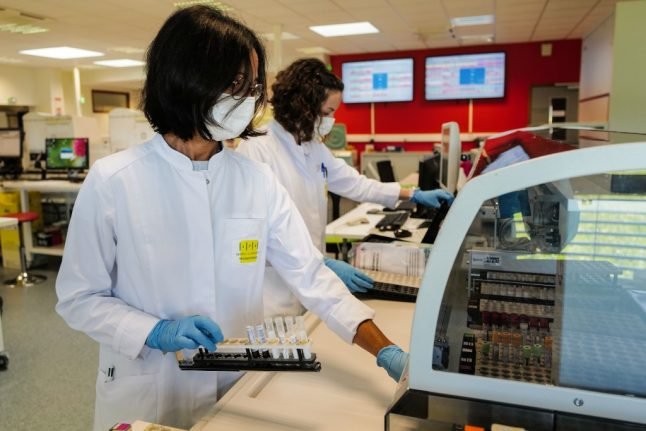 France identifies 150 coronavirus clusters, many in health centres and hospitals