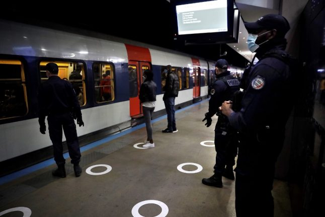 Paris commuters will no longer need travel forms after June 22nd