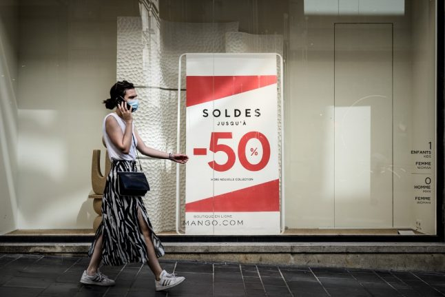 'Not catastrophic' – France's summer sales enter final day