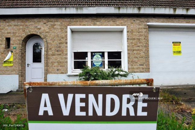 Surge in property demand as Parisians flee the capital