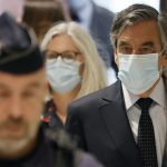 French ex-PM Francois Fillon and British wife handed prison sentences over fake jobs fraud