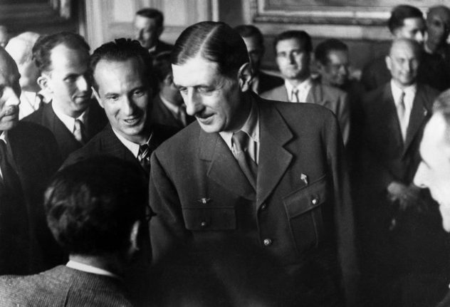 Five things you never knew about France's Charles de Gaulle