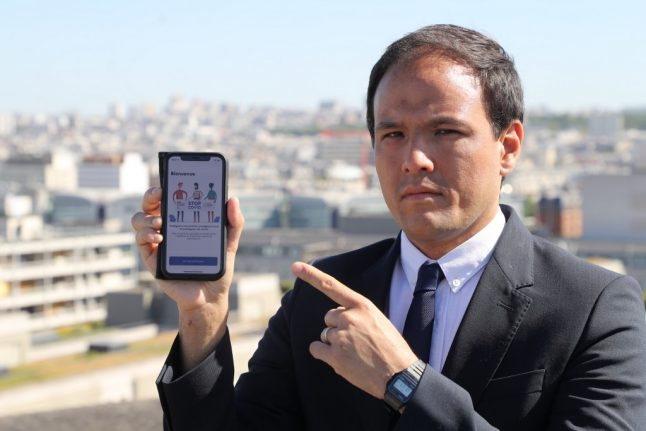 France's coronavirus tracking app alerts just 14 people since launch