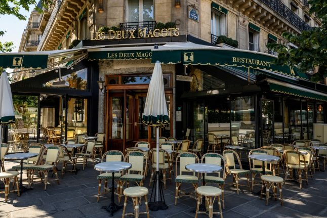 France reopens its cafés and bars in 'phase 2' of lockdown lifting