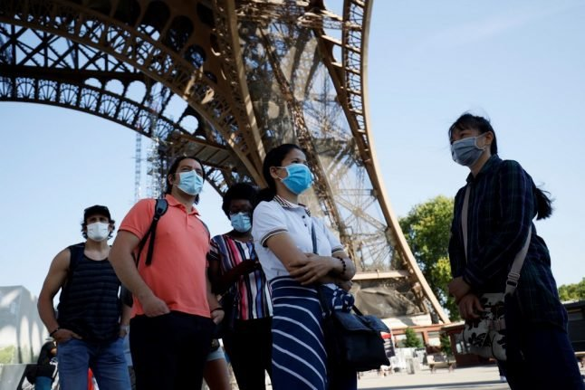 Paris: Eiffel Tower reopens with tight coronavirus restrictions