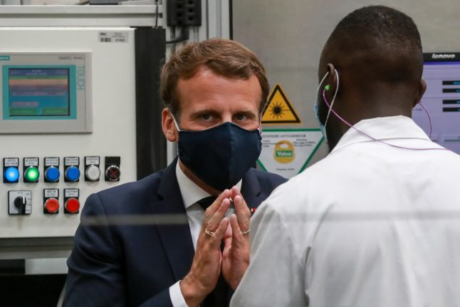 OPINION: Macron has been proved right so far – and lucky – on lifting lockdown