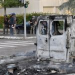 Four men arrested over ethnic clashes in Dijon