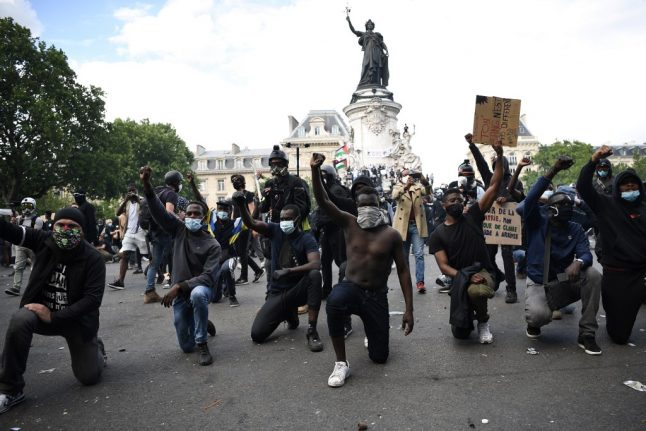 Racial data proposal sparks new controversy in France