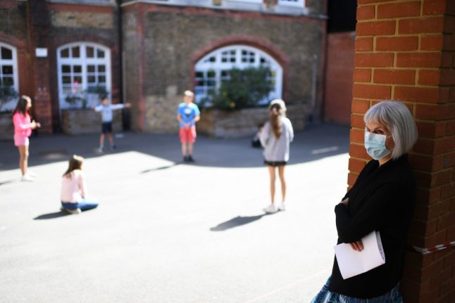 France fully reopens its schools – but do parents really have to send their children back?