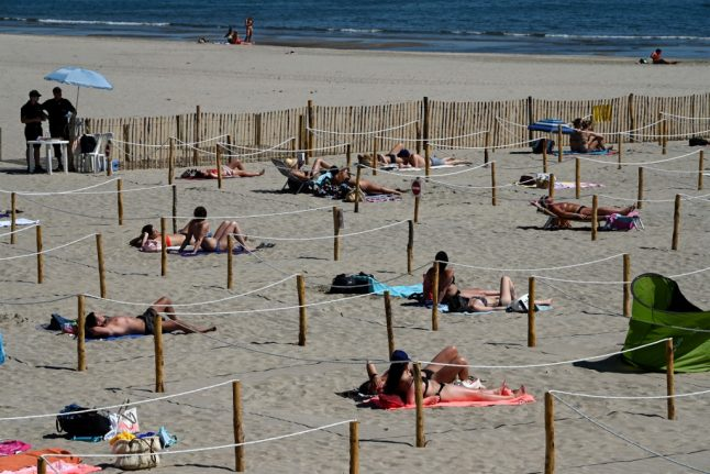 Which parts of France will French holidaymakers head to this summer?