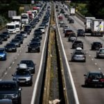 Red travel alert on French roads as families gear up for the summer getaway