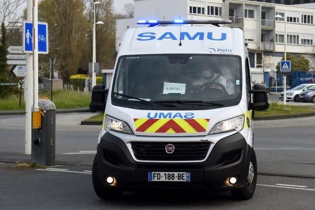 Two men charged with attempted murder over French bus driver assault