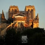 Macron gives blessing to recreate Notre-Dame's gothic spire