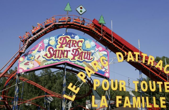 French amusement park owner charged after woman dies in in fall from roller coaster