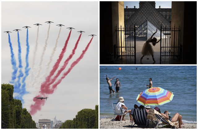 What changes about life in France in July 2020?