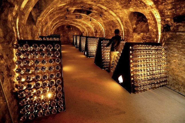 French producers battle to end the champagne surplus caused by lockdown
