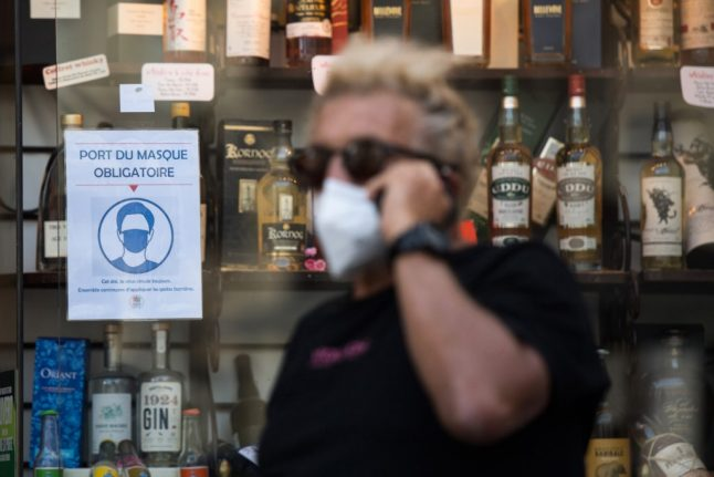 IN DETAIL: When and where is it compulsory to wear a mask in France?