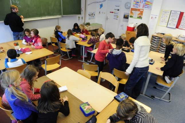 Cross-border children from France can't attend Swiss schools