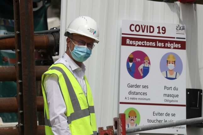 France records 1,000 new Covid-19 cases in 24 hours