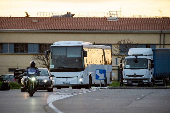 French bus driver left brain dead after attack for refusing passengers