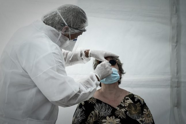 France to cover costs of all coronavirus tests - even with no prescription