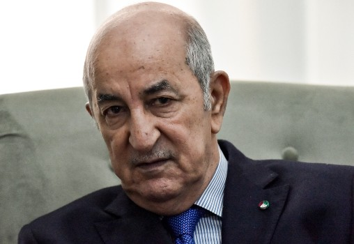 France must apologise for colonial past, Algeria's president says