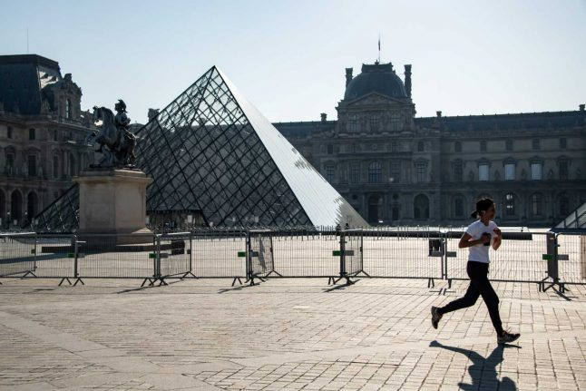 Paris Louvre museum to reopen on Monday after crippling losses