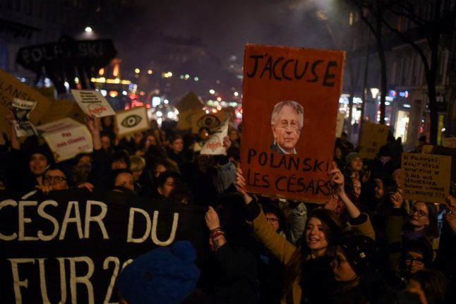 Les Cesars: 'French Oscars' usher in reforms in response to sexism row