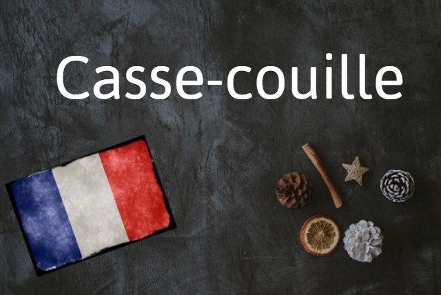French word the day: Casse-couille