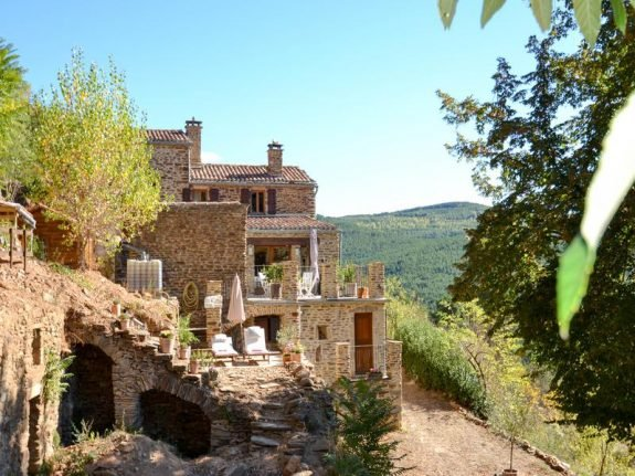 French property of the week: Stunning stone farmhouse in Languedoc-Roussillon