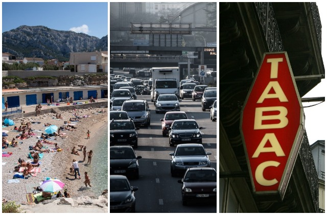 What changes about life in France in August 2020?