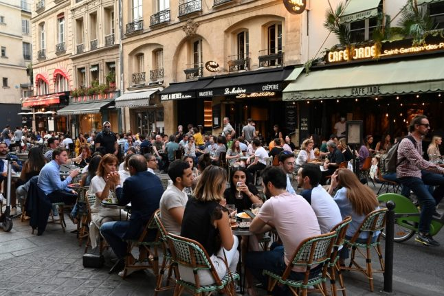 Paris could face bar closures as coronavirus cases hit new daily record